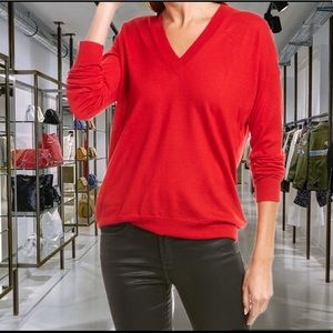 Zadig & Voltaire Happy M Wings Wool Sweater-NWT